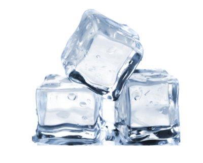 Лід харчовий кубик