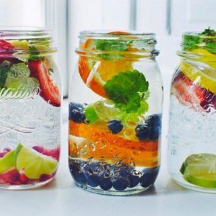 Рецепти приготування смачної води