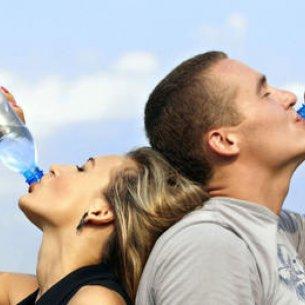 Сколько пить воды во время и после тренировки
